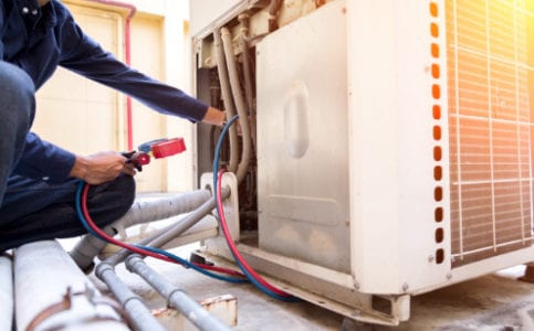 Professional Air Conditioning Service in Burlington, Lyons & Bristol, WI | Master Services Inc