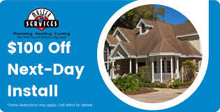 $100 off Next-Day Install